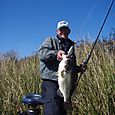 Rich Theil's 10lb Bass